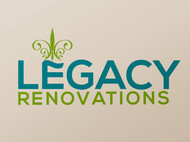 LEGACY RENOVATIONS Logo - Entry #130