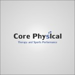 Core Physical Therapy and Sports Performance Logo - Entry #273
