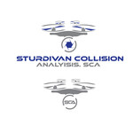 Sturdivan Collision Analyisis.  SCA Logo - Entry #83