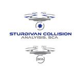 Sturdivan Collision Analyisis.  SCA Logo - Entry #83