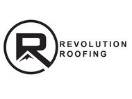 Revolution Roofing Logo - Entry #324