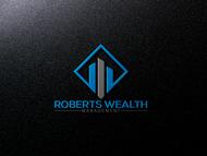 Roberts Wealth Management Logo - Entry #180