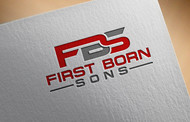 FIRST BORN SONS Logo - Entry #17