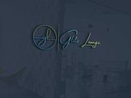 Glitz Lounge Logo - Entry #61