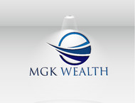 MGK Wealth Logo - Entry #68