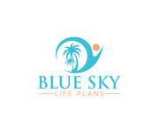 Blue Sky Life Plans Logo - Entry #206