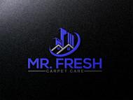 Mr. Fresh Carpet Care Logo - Entry #91