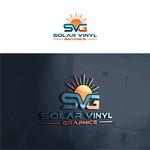 Solar Vinyl Graphics Logo - Entry #9