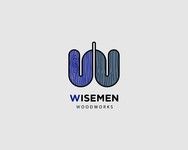 Wisemen Woodworks Logo - Entry #15