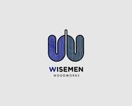 Wisemen Woodworks Logo - Entry #15