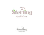 Sterling Handi-Clean Logo - Entry #249