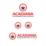 Acadiana Fire Extinguisher Sales and Service Logo - Entry #220