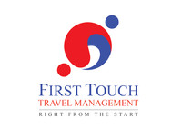 First Touch Travel Management Logo - Entry #86