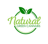 Natural Green Cannabis Logo - Entry #81