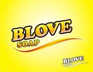 Blove Soap Logo - Entry #31
