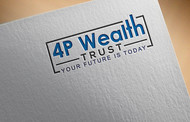 4P Wealth Trust Logo - Entry #238