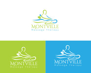 Montville Massage Therapy Logo - Entry #16