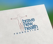 Brave New Health Logo - Entry #43