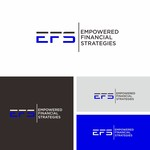 Empowered Financial Strategies Logo - Entry #336