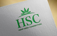 Hemp Seed Connection (HSC) Logo - Entry #174