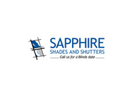 Sapphire Shades and Shutters Logo - Entry #121