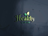 Healthy Livin Logo - Entry #51