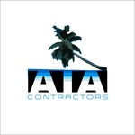AIA CONTRACTORS Logo - Entry #150
