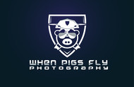 When Pigs Fly Photography Logo - Entry #7