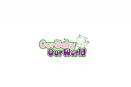 Logo for our Baby product store - Our Baby Our World - Entry #126