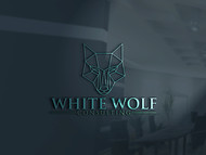 White Wolf Consulting (optional LLC) Logo - Entry #396