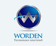 Worden Technology Solutions Logo - Entry #110
