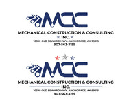 Mechanical Construction & Consulting, Inc. Logo - Entry #70