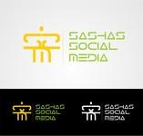 Sasha's Social Media Logo - Entry #140