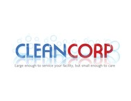 B2B Cleaning Janitorial services Logo - Entry #103