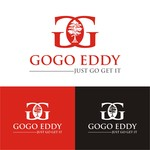 GoGo Eddy Logo - Entry #82