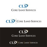 CLS Core Land Services Logo - Entry #128