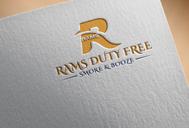 Rams Duty Free + Smoke & Booze Logo - Entry #71