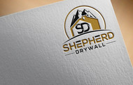 Shepherd Drywall Logo - Entry #212