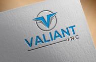 Valiant Inc. Logo - Entry #428