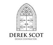 Derek Scot, Design Contractor Logo - Entry #66