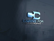 CARING FOR CATASTROPHES Logo - Entry #70
