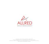 ALLRED WEALTH MANAGEMENT Logo - Entry #489