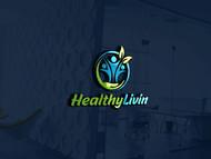 Healthy Livin Logo - Entry #282