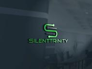 SILENTTRINITY Logo - Entry #178