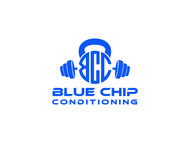 Blue Chip Conditioning Logo - Entry #189