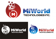 MiWorld Technologies Inc. Logo - Entry #14