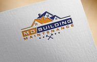 MD Building Maintenance Logo - Entry #9