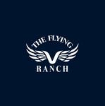 The Flying V Ranch Logo - Entry #85