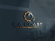 CA Coast Construction Logo - Entry #159