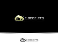 ez e-receipts Logo - Entry #107